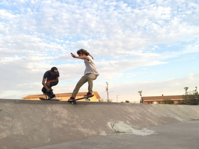Tailslide Ditch